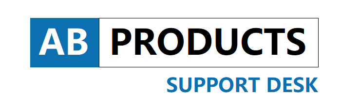 AB Products | Support Desk
